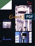 Kim Lighting Curvilinear Cutoff CC & CCS Brochure 1995