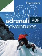 Frommers 500 Adrenaline Adventurespdf Volcano Space Programme