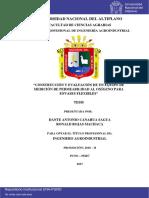 Canahua Sagua Dante Antonio Rojas Machaca Ronald