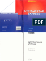 Oxford International Express Pre-Intermediate Pocket Book
