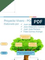 Presentación- Manual - Proyecto  Final  Vivero interfaz gráfica en C++