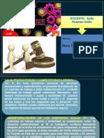 Reposicion Judicial Huatuco
