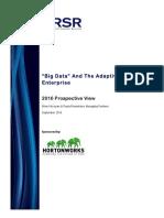 Hwx Big Data Rsr Report