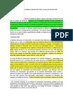Revisando Los Enfoques Foucauldianos