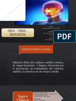 OEA,OMA Y SINUSITIS HOY.pptx