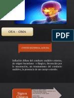 Otitis Externa y Otitis Media Aguda