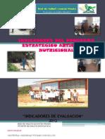 Indicadores Vigilancia de La Calidad Del Agua Para Consumo 2012.Pptx
