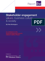 Frc Culture Stakeholders