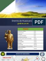 Huasicancha diapositivas