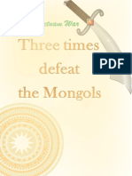 The Art of Vietnam War_three Times Defeat the Mongols