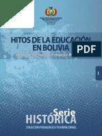Historia de la educación en Bolivia