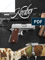 KIMBER 2017 Catalog Pages