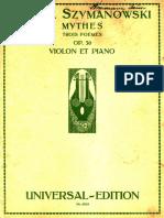 Szymanowski Mythes-score.pdf