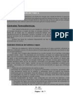 Energía Termoeléctrica (1)