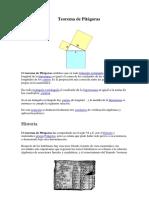 Teorema de Pitágoras MODIFICADO