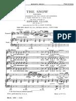 Imslp412065-Pmlp222620-Elgar-pointer the Snow, Op.26 No.1 (Satb)