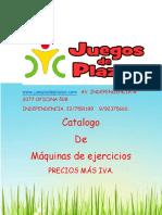 Catalogo Maquinasde Ejercicios Nacionales ULTIMO