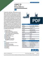 Eckel® 5-12 HS VS