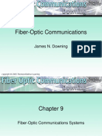 Chapter 09_Fiber-Optic Communications, Downing