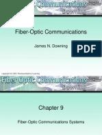 Chapter 09_Fiber-Optic Communications, Downing