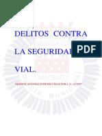 Nuevo s Deli to s Seguridad Vial