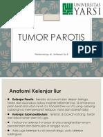 Tumor Parotis