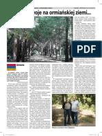 Polskie sekwoje na ormiańskiej ziemi...