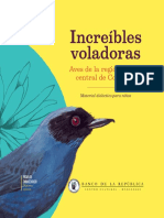 Aves de La Region Andina de Colombia