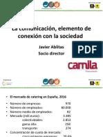 La comunicación elemento de la conexión con la sociedad