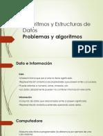 problemas y algoritmos