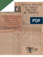 1961-03-14 Política -Segunda Época- Nº 3