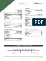 A320X Flight Checklist