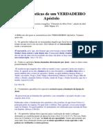 Características de um VERDADEIRO Apóstolo.docx