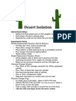 desert isolation