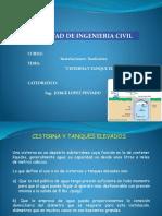 Tq. Elevado y Cisterna