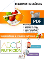 Diet and Nutrition PowerPoint Templates Standard