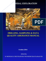 Mineral Exploration Drilling Sampling An