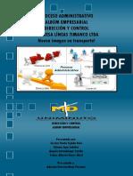 Dirección y Control Albúm Empresarial