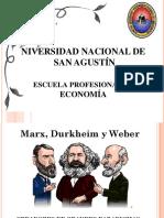 Sociología Capitalismo Karl Marx