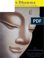 Pure Dhamma 13December2017