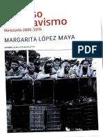 López Maya-El Ocaso Del Chavismo