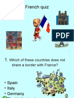 French Trivia Quiz