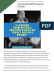 3 Lecciones de Russell Procope's Solo en _Sweet Georgia Brown_ - Learn Jazz Standards