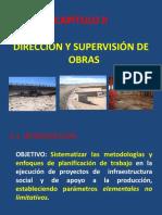 Direccion y Supervision de Obrascapii