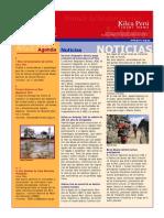 Kilca Perú Travel News (Marzo 2003)