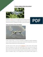 Breve Historia de Los Drones y Algunos Datos Muy Curiosos