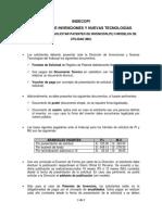 Requisitos Para Solicitar Patente de Invención o Modelo de Utilidad (2)