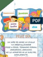 Dia de La Educación Inicial