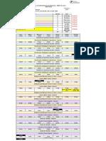 Copia de Horario MBA Online 2 - Ciclo 3