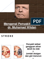 Mengenal Penyakit Stroke